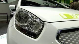 Kia Venga EV Concept 2010 Videos