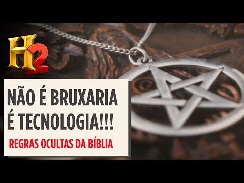 Bruxas têm realmente o poder de enfeitiçar pessoas? - REGRAS OCULTAS DA BÍBLIA - HISTORY - 동영상