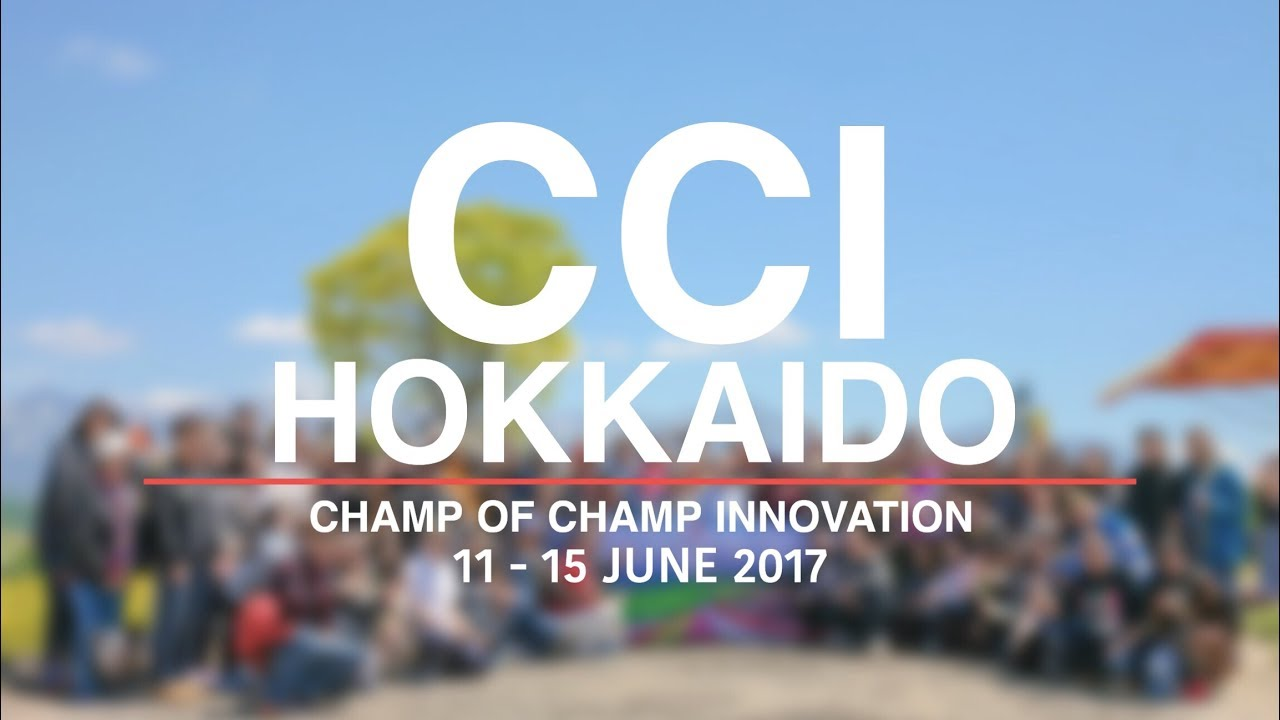 CCI ไปฮอกไกโด  [11-15 June 2017]  [Full HD]