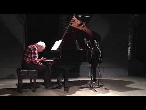 Frederic Rzewski @ Centro de Experimentacion del Teatro Colon : Songs of Insurrection Part 1