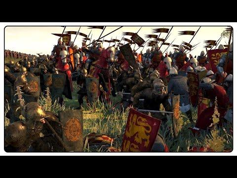 THE REACH VS THE KINGDOM OF ENGLAND ??? Seven Kingdoms/Medieval Kingdoms Total War Gameplay