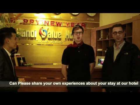 Mr.Francis Smit From Perth Australia - Hotel In Hanoi