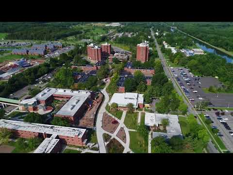 The College at Brockport Campus Flyover