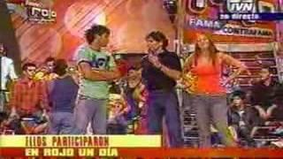 Nelson Mauri v/s Daniela (Televidente)
