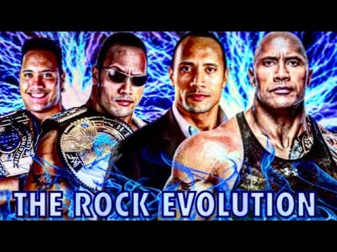 THE EVOLUTION OF THE ROCK TO 1996-2020
