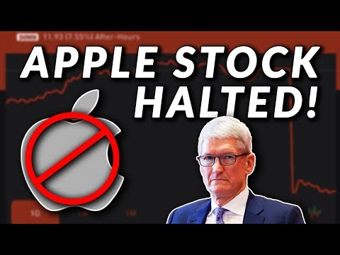 Is APPLE ACTUALLY DOOMED? What a Stock Halt Means & What the iPhone XS & XR have to do with it Mp3