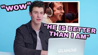 Shawn Mendes listening to Twenty One Pilots for the first time 😱