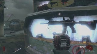 Anti World Record Zombie Attempt! Black Ops 2 Zombies w/ Seananners and Mr Sark)