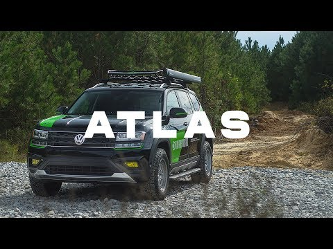 3.6 VR6 VW Atlas Off Road Build : Project Blue Ridge - From BFI
