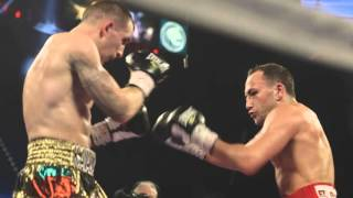 ILBAY vs KAVALIAUSKAS - Fight Highlights  - April 9, 2016