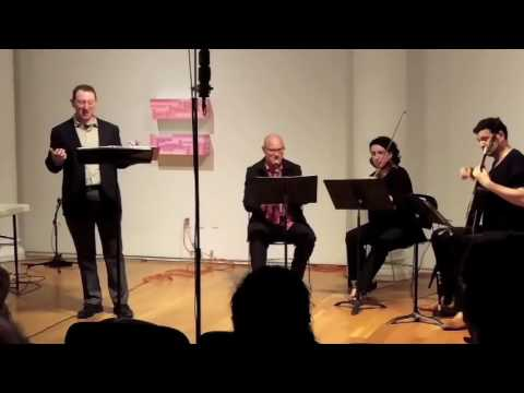 Don&39;t Feel Bad for Me  for baritone clarinet violin & guitar Clip