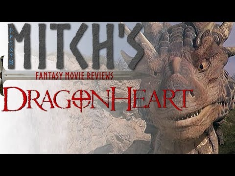 Mitch's Fantasy Movie Reviews – Dragonheart: A Charming Little Tale