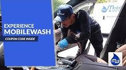 MobileWash - Hand Car Wash Near Me