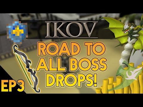 Ikov RSPS | Realist Road to All Boss Drops - PARTYHAT SET GIVEAWAY! [Episode 3]