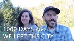 1000 Days From CITY to HOMESTEAD