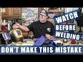 Welders Don't Make This Mistake | JIMBOS GARAGE