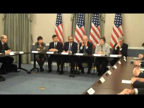 Roundtable on Piracy with Gov. Officials and Entertainment Execs