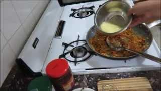 Спагетти с Сыром и Яйцом Spaghetti with Egg and Cheese