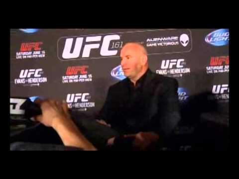 Dana White blasts Steve Mazzagatti with 9 minute rant