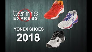 Yonex 2018 Tennis Shoes | Tennis Express