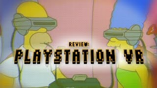 Review: Playstation VR (Video Game Video Review)