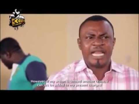 Odunlade Snatches Gun From Policeman in Court using Juju (OYENUSI)