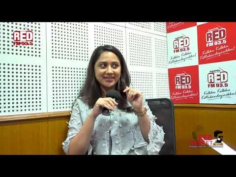 Miya George | Red Carpet | RJ Mike | Red FM Malayalam