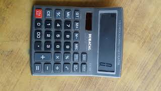 #calculater#Turn Off Calculator without Off Button calculator tricks