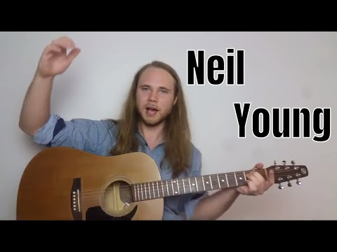 neil young live acoustic guitar lesson youtube. Black Bedroom Furniture Sets. Home Design Ideas