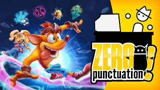 Crash Bandicoot 4: It's About Time (Zero Punctuation) (Video Game Video Review)