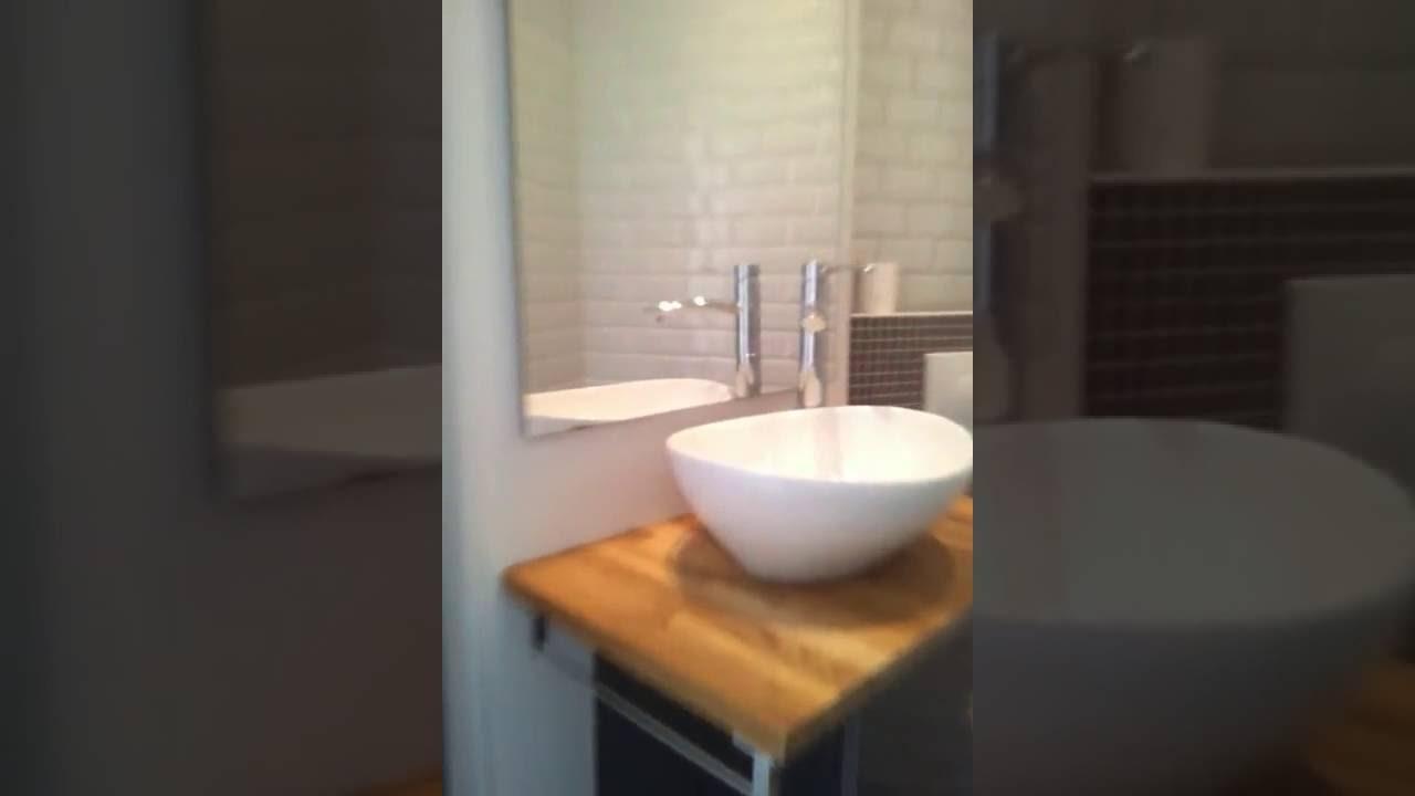 mini salle de bain plus petite salle d eau du monde 1 6m2