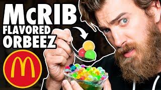 Orbeez Food Taste Test