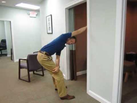 Door Frame Stretch