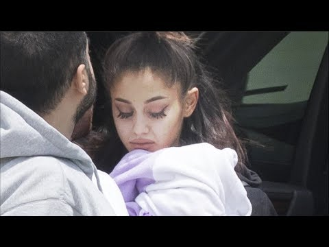 Ariana Grande spotted for the first after the explosion in Manchester