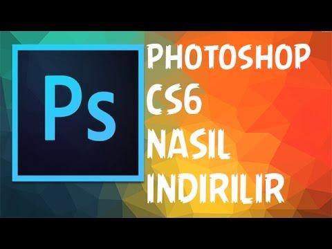 Adobe PhotoShop CS6 NASIL YÜKLENİR [%100 GERÇEK !]