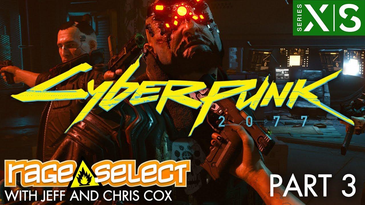 Cyberpunk 2077 (The Dojo) Let's Play - Part 3