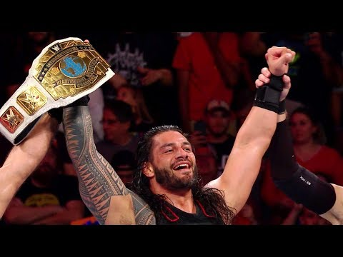 Hugo Savinovich NO ESTA DE ACUERDO en ver a Roman Reigns como Campeón Intercontinental en RAW