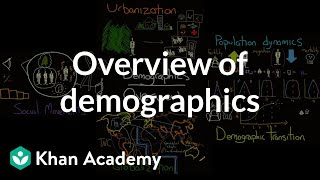 Overview of demographics