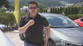 New Opel INSIGNIA что изменилось в новом поколении ТЕСТ АВТОПАНОРАМЫ