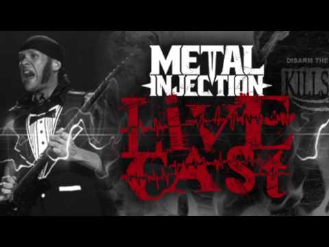 KILLSWITCH ENGAGE: Adam on side project, gym routine, & Daisy Dukes | Metal Injection Livecast