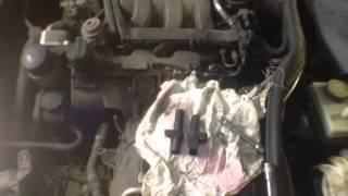 Mercedes-Benz S320 (W220) Замена датчика положения коленчатого вала(Диагностика мерседес star diagnosis в СВАО: двигатель, акпп, пневмоподвеска-AIRMATIC-калибровка, ABS, SRS, BAS, Замена масло..., 2015-04-22T19:33:21.000Z)