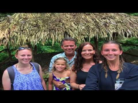 Gladden Family Vacation in Hawaii   July 2016
