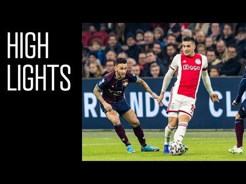 Highlights Ajax - Willem II