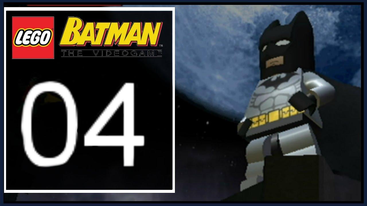 LEGO Batman The Videogame 100% Walkthrough - Episode 4 ...