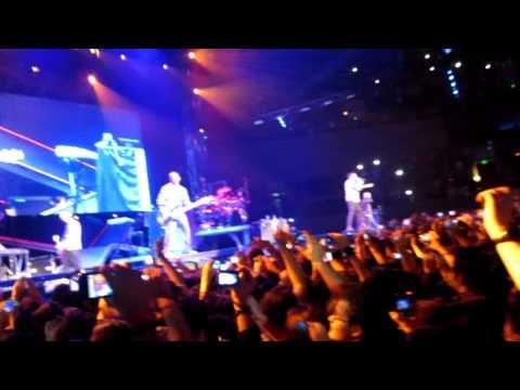 In The End - Linkin Park @ Arena Ciudad de Mexico 2012