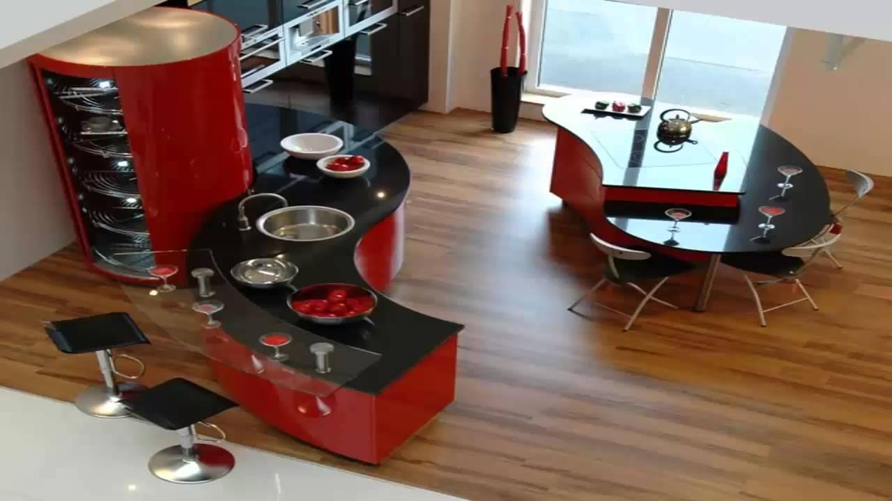 De nieuwste keukens 2015 youtube - Keuken modellen ...