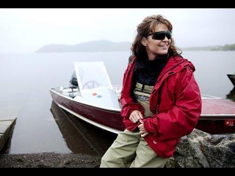 Bear Hunting Is Why Sarah Palin Rejected Piers Morgan