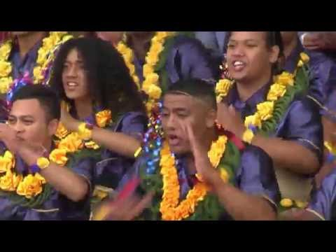 Tongan Stage  St Paul