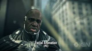 Crysis 2 PC Games Clip-Event - GDC 10: Demo Reel