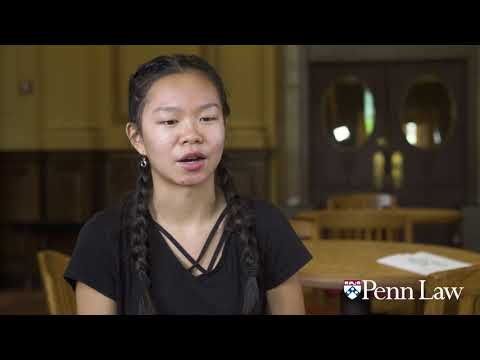 Summer Mentorship Program: Penn Law